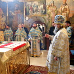 Митрополит Павел вшанував Володимирський образ Божої Матері