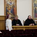Молодежную встречу посвятили примерам свидетельства веры как словом, так и делом