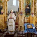 Митрополит Павел очолив урочистості в Ніжинській єпархії