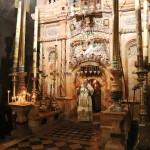 На Святой Земле митрополит Павел почтил память св. Александра Невского