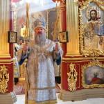Митрополит Павел почтил Владимирский образ Божией Матери
