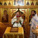 Митрополит Павел молился в Магдале