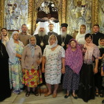 Pilgrimage of the Vicegerent of Lavra in Holy Land 2017