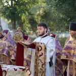 Предстоятель возглавил богослужения престольного праздника обители