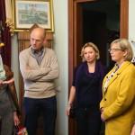 Наместник Лавры провел встречу с врачами из Германии