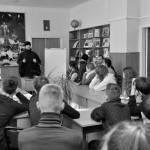 Братия Лавры говорили со школьниками о морально-нравственных ценностях