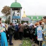Митрополит Павел возглавил богослужение в с. Фасова