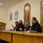 О древних христианских символах говорили на молодежной встрече