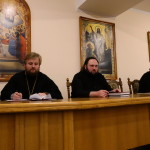 О пастырском служении говорили на молодежной встрече