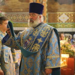 У Чернівецько-Буковинській єпархії Намісник Лаври співслужив Предстоятелю УПЦ