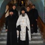 На открытии выставки «Покровская» был совершен молебен