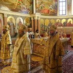 20th Sunday after Pentecost. Holy Fathers of the 7th Ecumenical Council