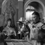 «…нас бо ради молит Богородица Превечнаго Бога»