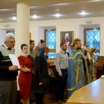 На молодежной встрече молились о благоденствии Предстоятеля