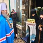 Намісник Лаври очолив Літургію у м. Кременці