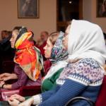 На молодіжній зустрічі розмовляли з архієпископом Боярським Феодосієм