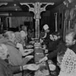 Братия Лавры провели благотворительные мероприятия для малообеспеченных