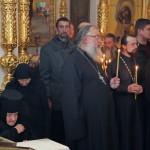 Наместник Лавры совершил заупокойные богослужения по митрополиту Иринею