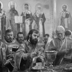 Наместник Лавры почтил память св. вмч. Димитрия