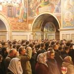 В день памяти Нестора Летописца Предстоятель УПЦ возглавил торжества в Лавре