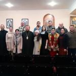 Молодежная встреча была посвящена празднику Введения во храм Пресвятой Богородицы