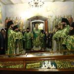 Намісник Лаври звершив Літургію в день пам'яті прп. Варлаама Печерського