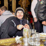 Братия Лавры проводит постные обеды для малоимущих