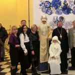 Братія Лаври взяли участь в проекті, присвяченому Святителю Миколаю