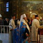 Metropolitan Pavel led readings of Royal hours
