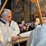 Литургию в Рождественский сочельник возглавил Предстоятель УПЦ