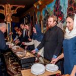Прошел первый в 2018 году благотворительный обед для обездоленных в рамках акции «Накорми ближнего»