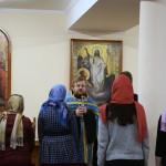На молодежной встрече говорили о христианской радости