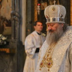 The Primate of the UOC perfomed the divine Liturgy on Theophany Vigil