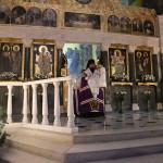 «Всяческая днесь да возрадуются, Христу явльшуся во Иордане»