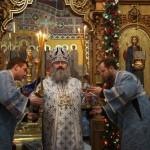 Митрополит Павел очолив Літургію в Рівненській єпархії