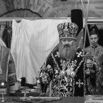 Vicegerent of Lavra performed the Liturgy on the memorial day of the first martyr archdeacon Stephan