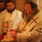 Літургію в Іоанно-Предтеченському приділі звершив Намісник Лаври