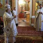 Митрополит Павел совершил отпевание архимандрита Сильвестра