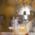 The Primate of the Ukrainian Orthodox Church led the solemnities on feast of the Nativity of Our Lord Jesus