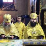 Митрополит Павел почтил Собор трех святителей