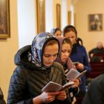 На молодежной встрече говорили об особенностях подготовки к Великому посту