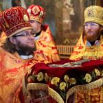 Предстоятель УПЦ очолив богослужіння в день пам'яті сщмч. Володимира