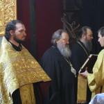Всенощное бдение Прощеного воскресенья возглавил Предстоятель УПЦ