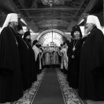 Предстоятель УПЦ возглавил Чин прощения в Лавре