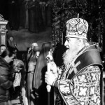 The Primate of UOC led Divine services in Lavra on First Wednesday of Lent