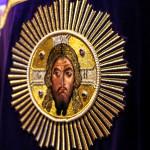 В субботу святого мученика Феодора Тирона Наместник Лавры совершил Литургию