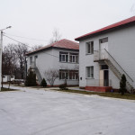 В детском центре с. Копылов встречали гостя из Лавры