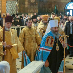 The Primate of UOC led Divine services on Sunday of Prodigal Son in a period prior to commencement of Great Lent