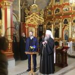 В Лавре проходит конференция, посвященная столетию начала гонений на Православную Церковь в ХХ веке