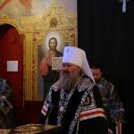 Митрополит Павел совершил первую в этом году Пассию